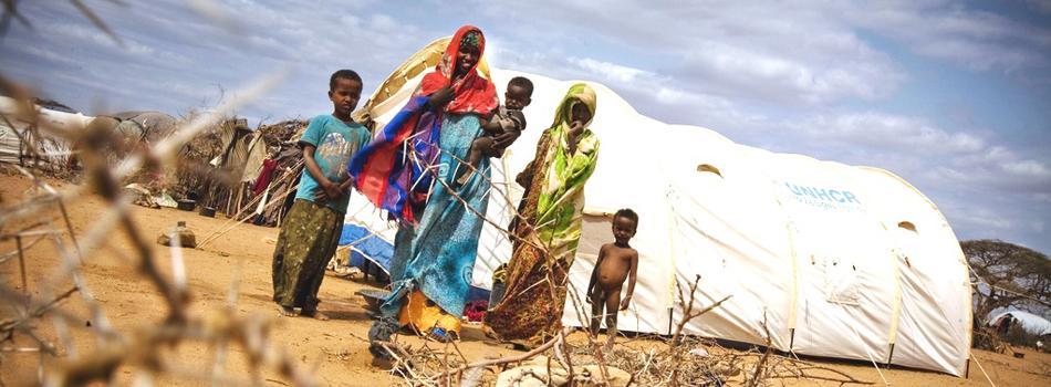 Somaliska flyktingar i Kenya