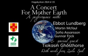 A CONCERT FOR MOTHER EARTH